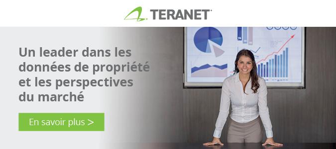Teranet: Un leader dans les données de propiété et les perspectives due marché